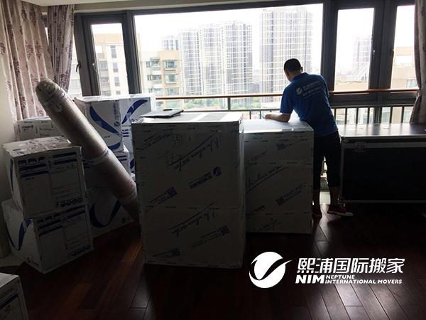上海海运到温哥华